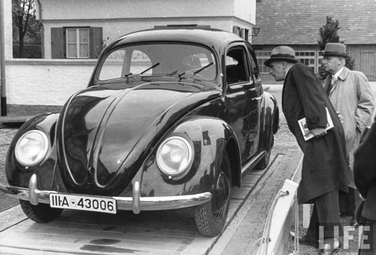 Volkswagen Käfer 1939