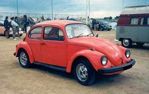 Volkswagen Escarabajo de edición especial