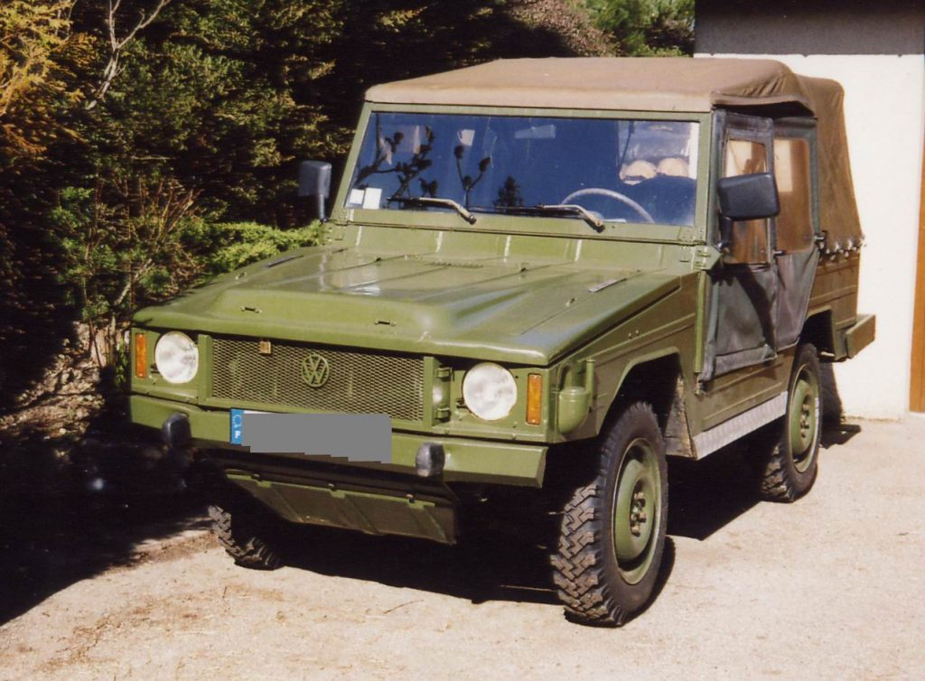 VW-183 Iltis