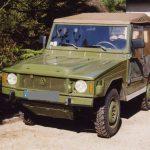 VW-183 Iltis, el rival del Safari fabricado por la propia Volkswagen