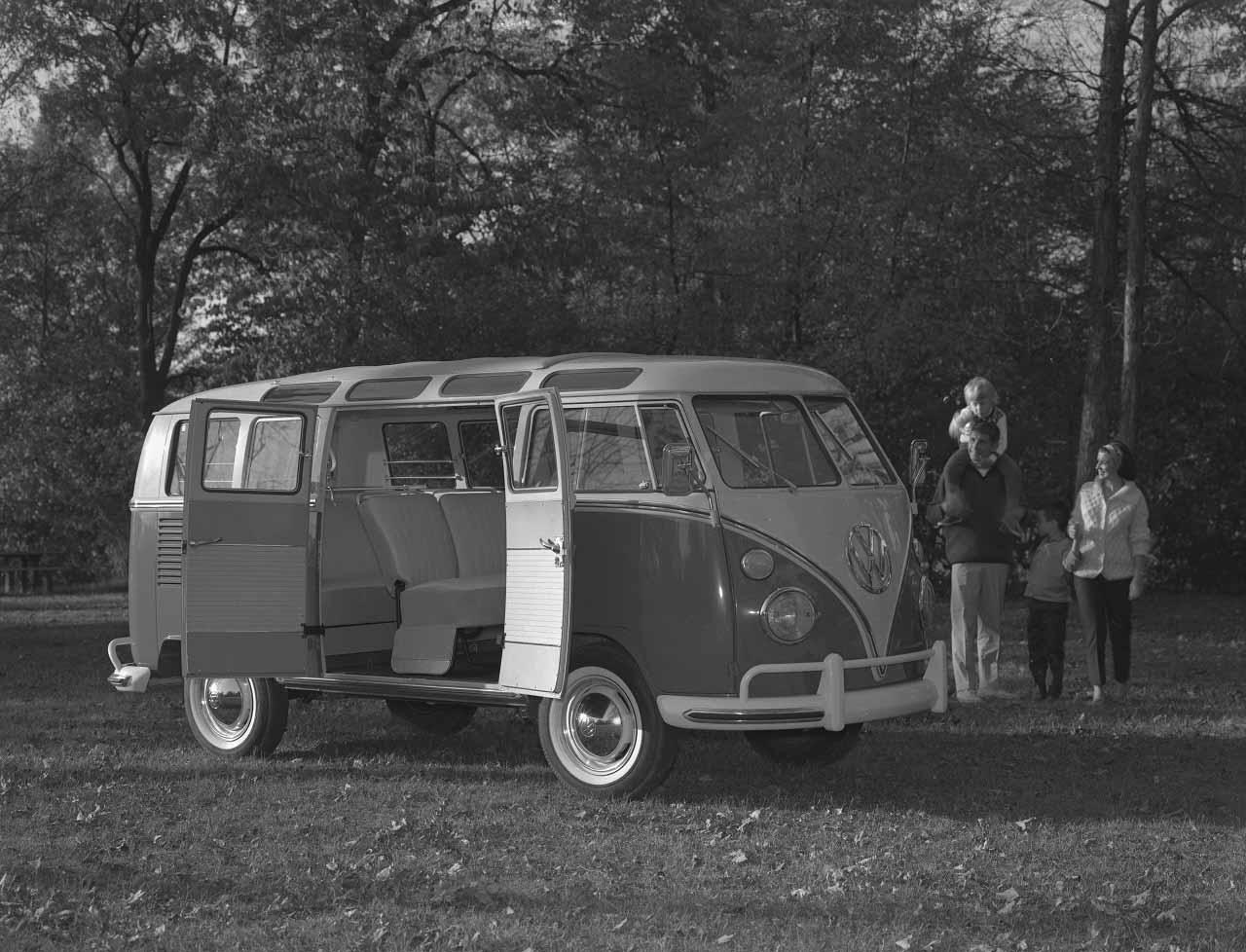 historia volkswagen transporter