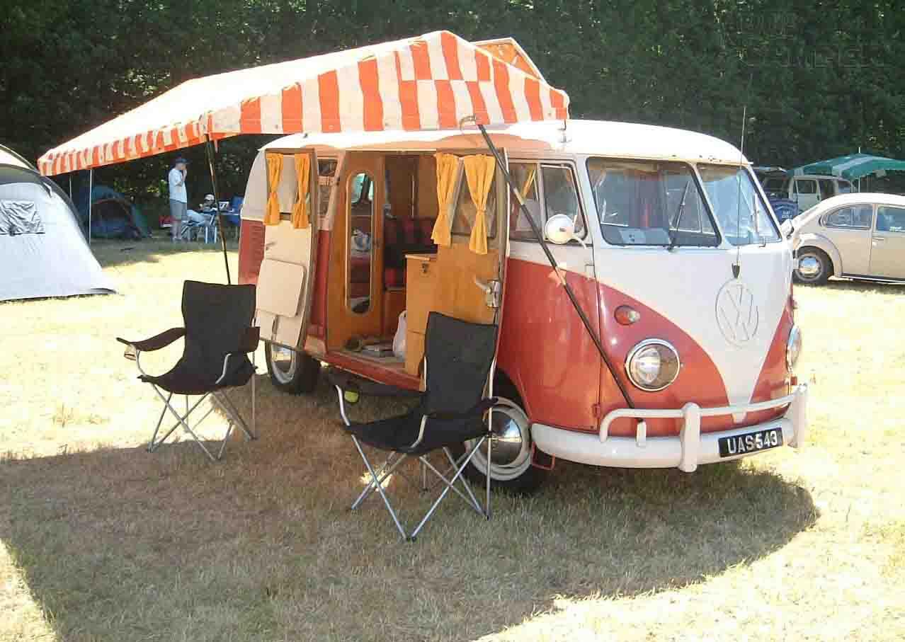 historia de Volkswagen Combi