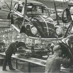 20 fotos que no conocías de las fábricas de Volkswagen