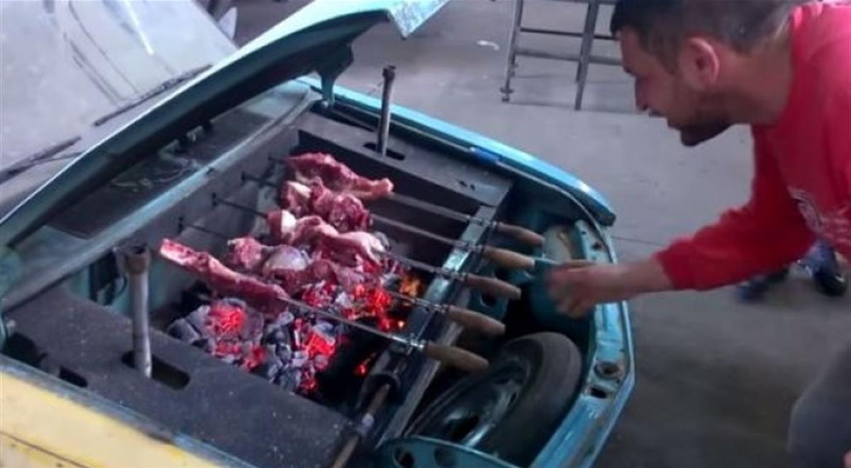 Cómo hacer carne asada al estilo vochero