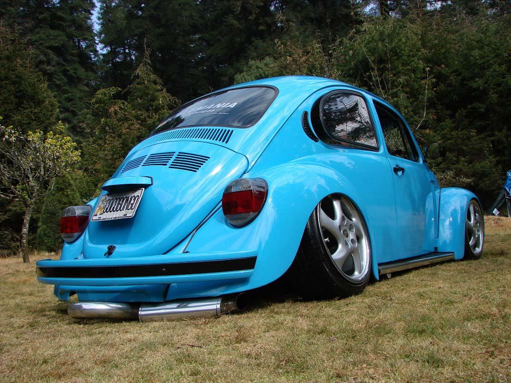 Volkswagen Sedan modificado