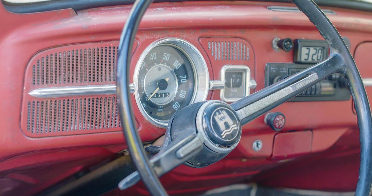 Volkswagen Beetle 1967 Annie Kathleen Brooks