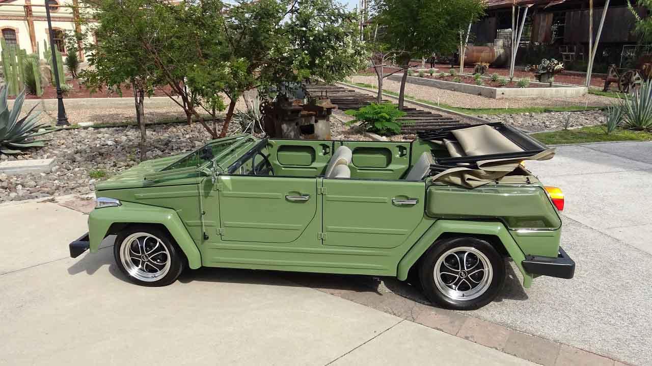cómo restaurar un Volkswagen clásico