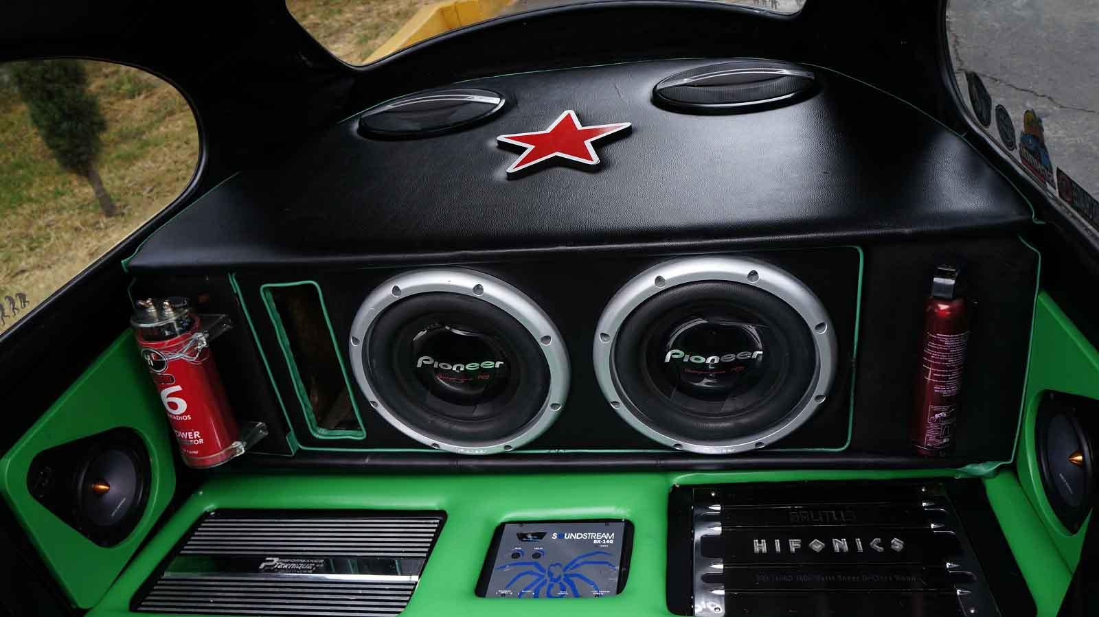 vocho Heineken