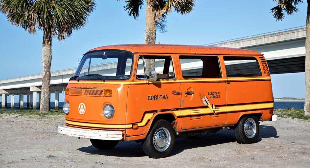 Volkswagen Elektrotransporter