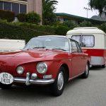 Volkswagen Tipo 34, historia del hermano incomprendido del Karmann Ghia