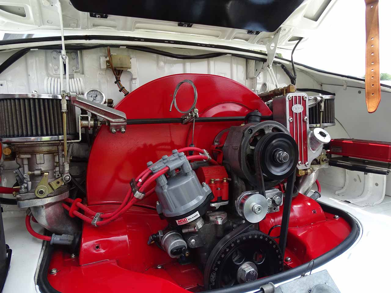 como restaurar un volkswagen clásico