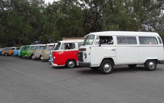 Volkswagen Kombi Monterrey