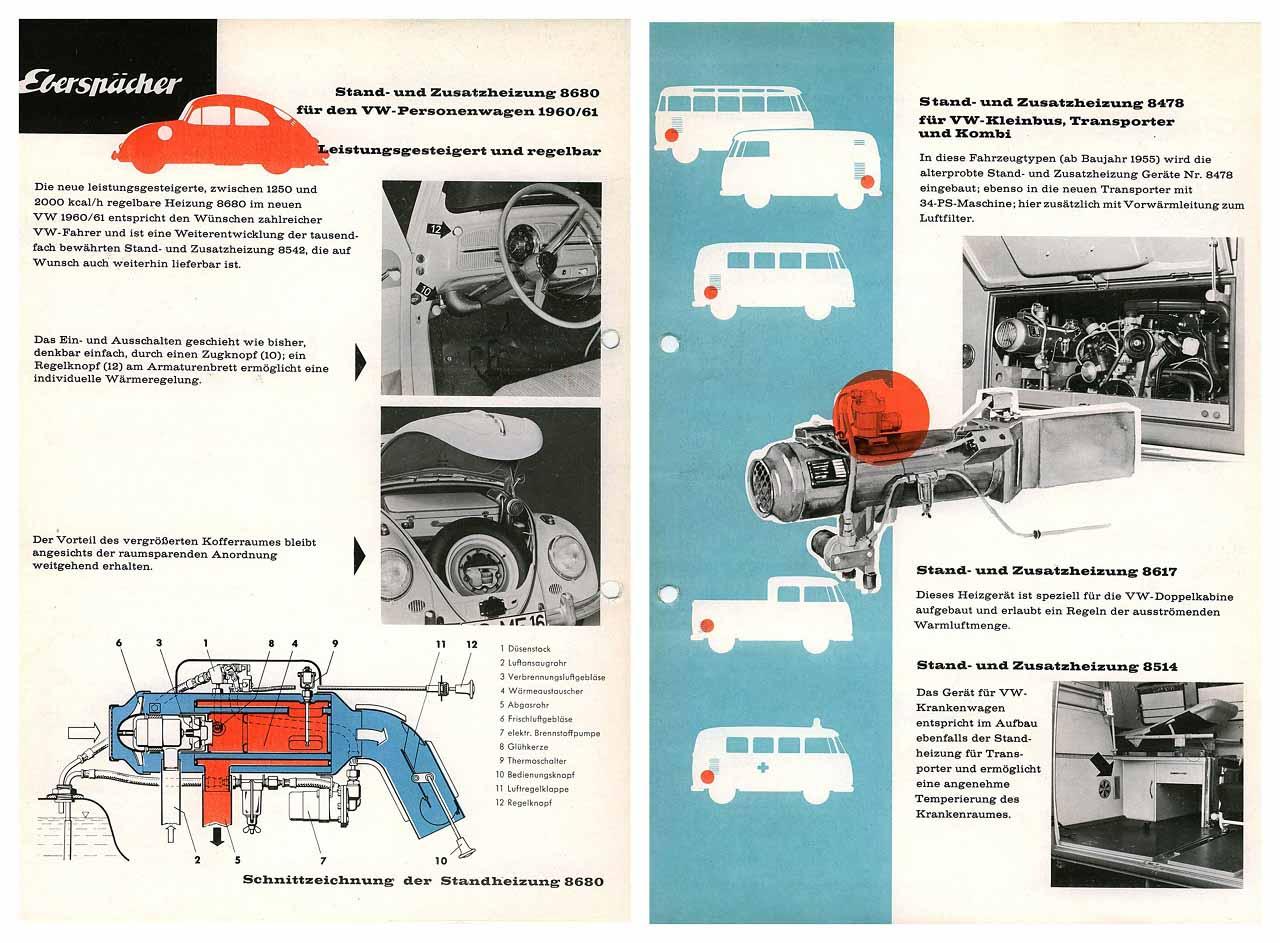 accesorios para VW clásicos