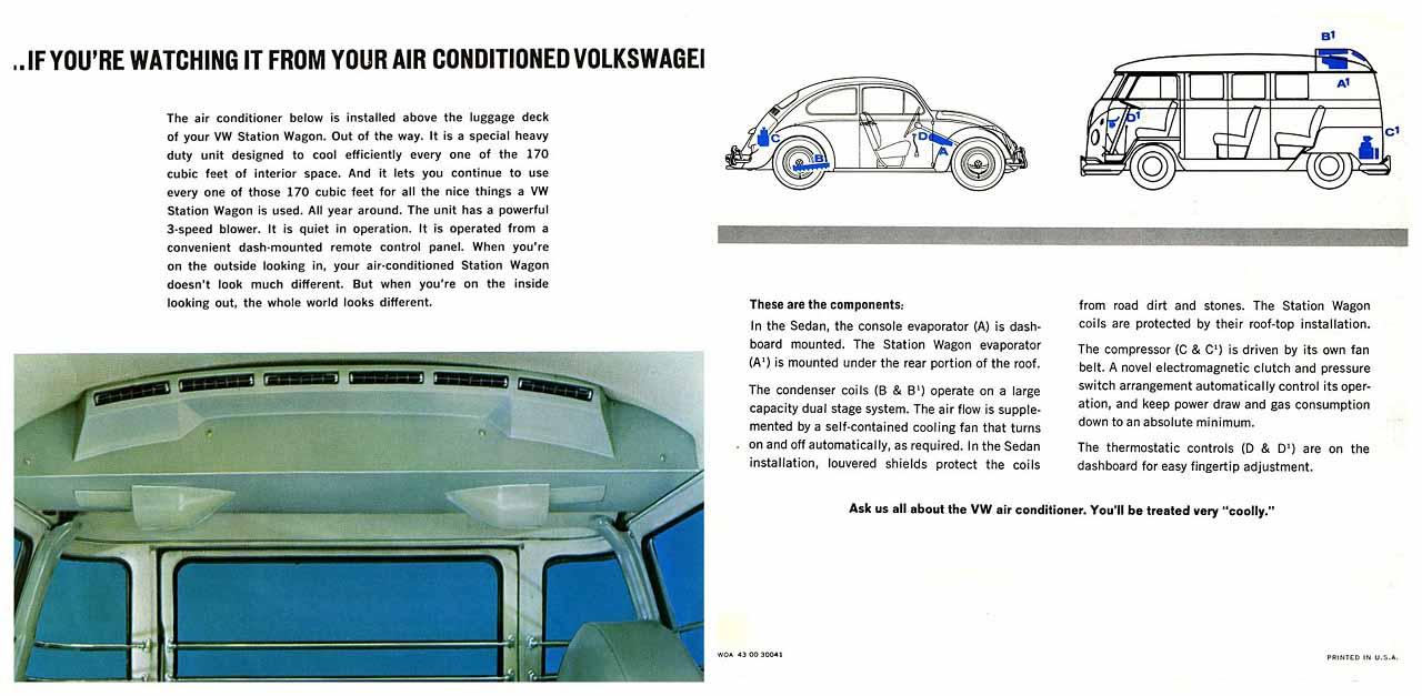 aires acondicionados para vocho y Combis clásicos