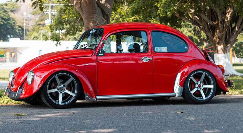 Volkswagen Escarabajo modificado