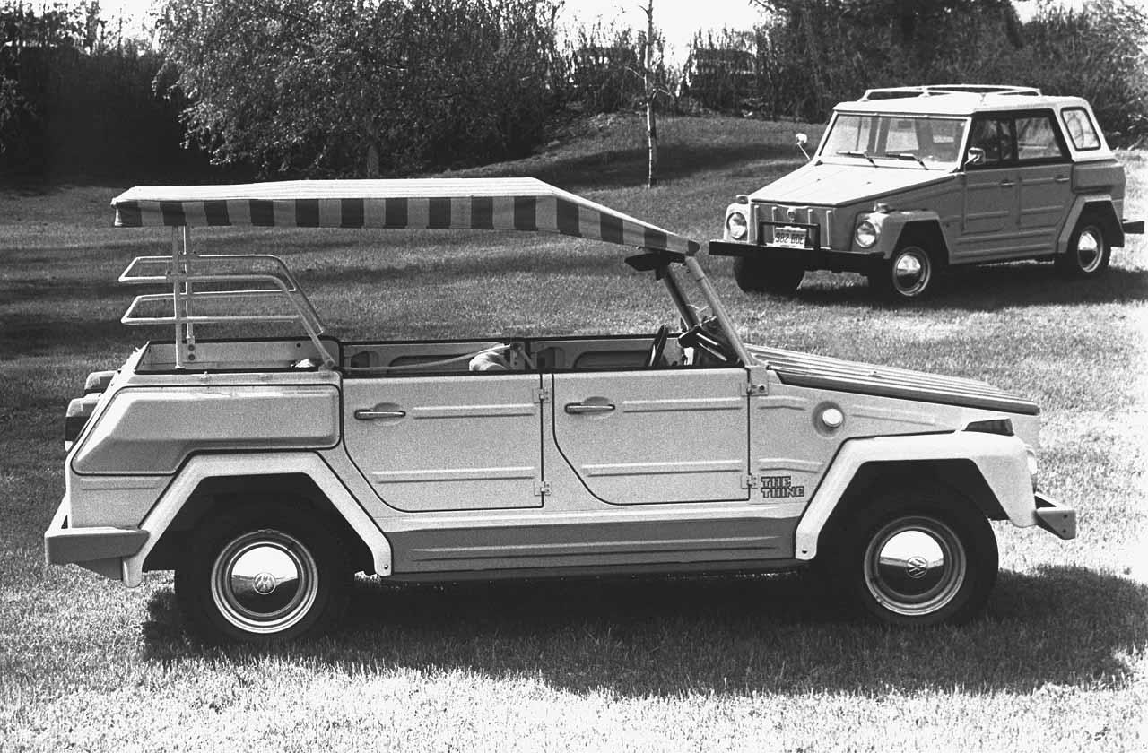 Volkswagen Safari Acapulco