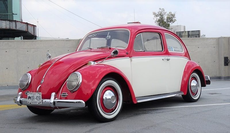 como restaurar un auto clásico