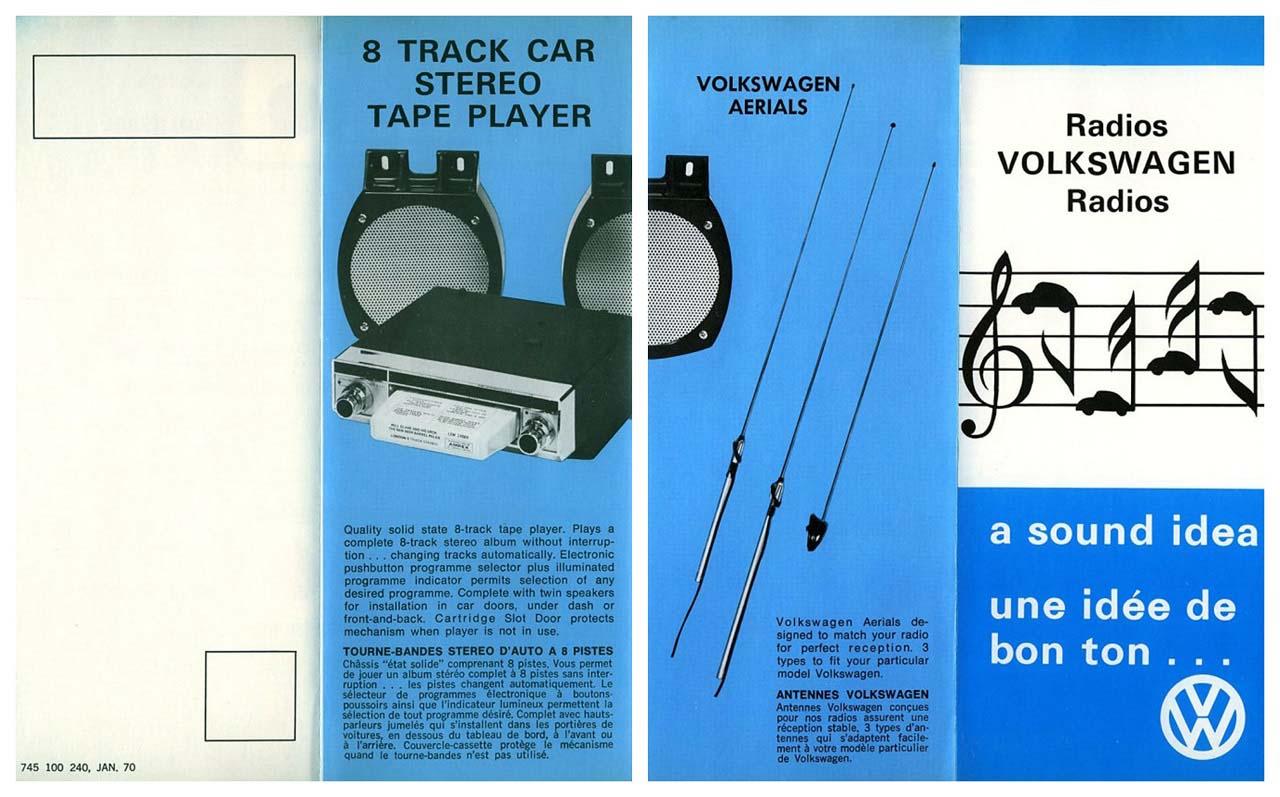 accesorios para Volkswagen