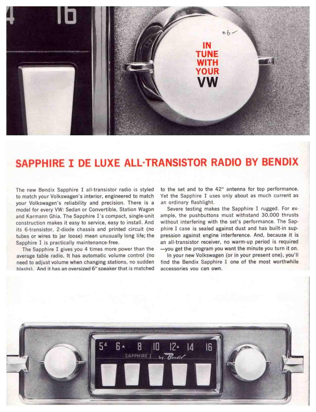 Radios para vocho
